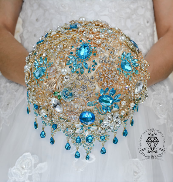 alternatywne bukiety ślubne