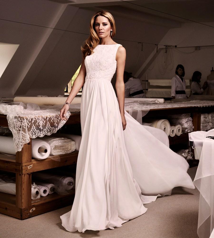 suknie ślubne figura prostokąt