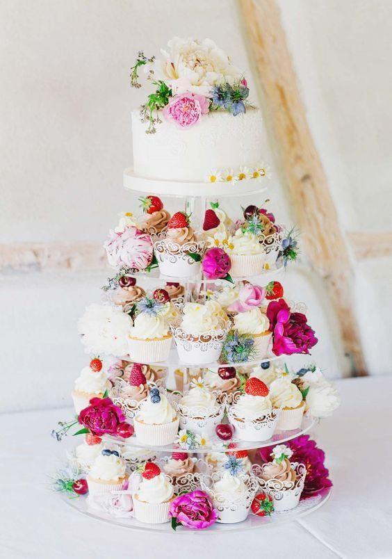 Babeczki na wesele