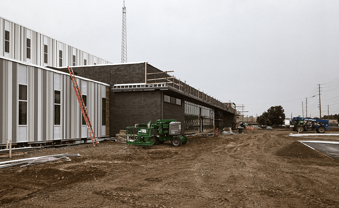 PROGRESS: Barrie Simcoe Emergency Services Campus