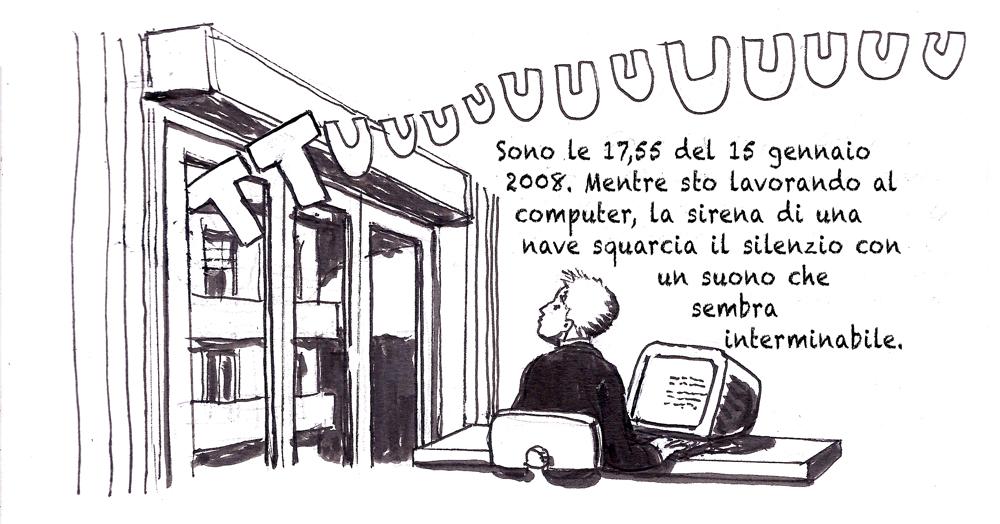 La tragedia del Segesta Jet diventa un fumetto a dieci