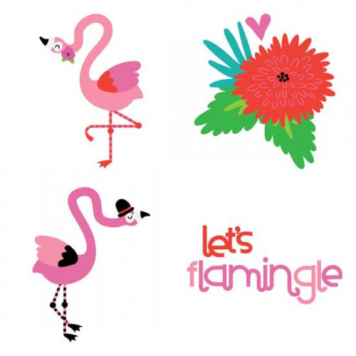 Lets Flamingle  GS