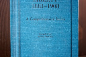 Liberty 1881-1908 A Complete Index