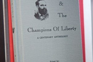Benjamin R. Tucker & The Champions of Liberty