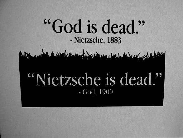 nietzsche death of god essay After this belief in the death of god, nietzsche tried you have most of your facts right, but overall this essay is very uninformed and often times misinformed.