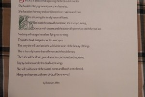 """Shiva"" poem by Robinson Jeffers"