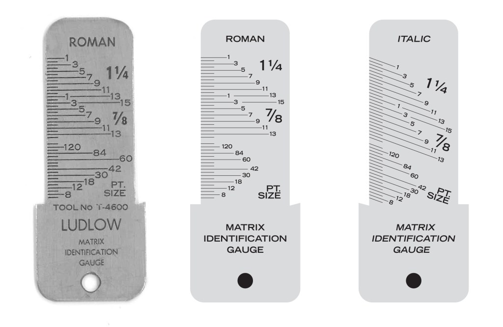 ludlow-matrix-gauge