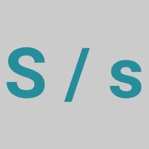 Letter S, The Letter S