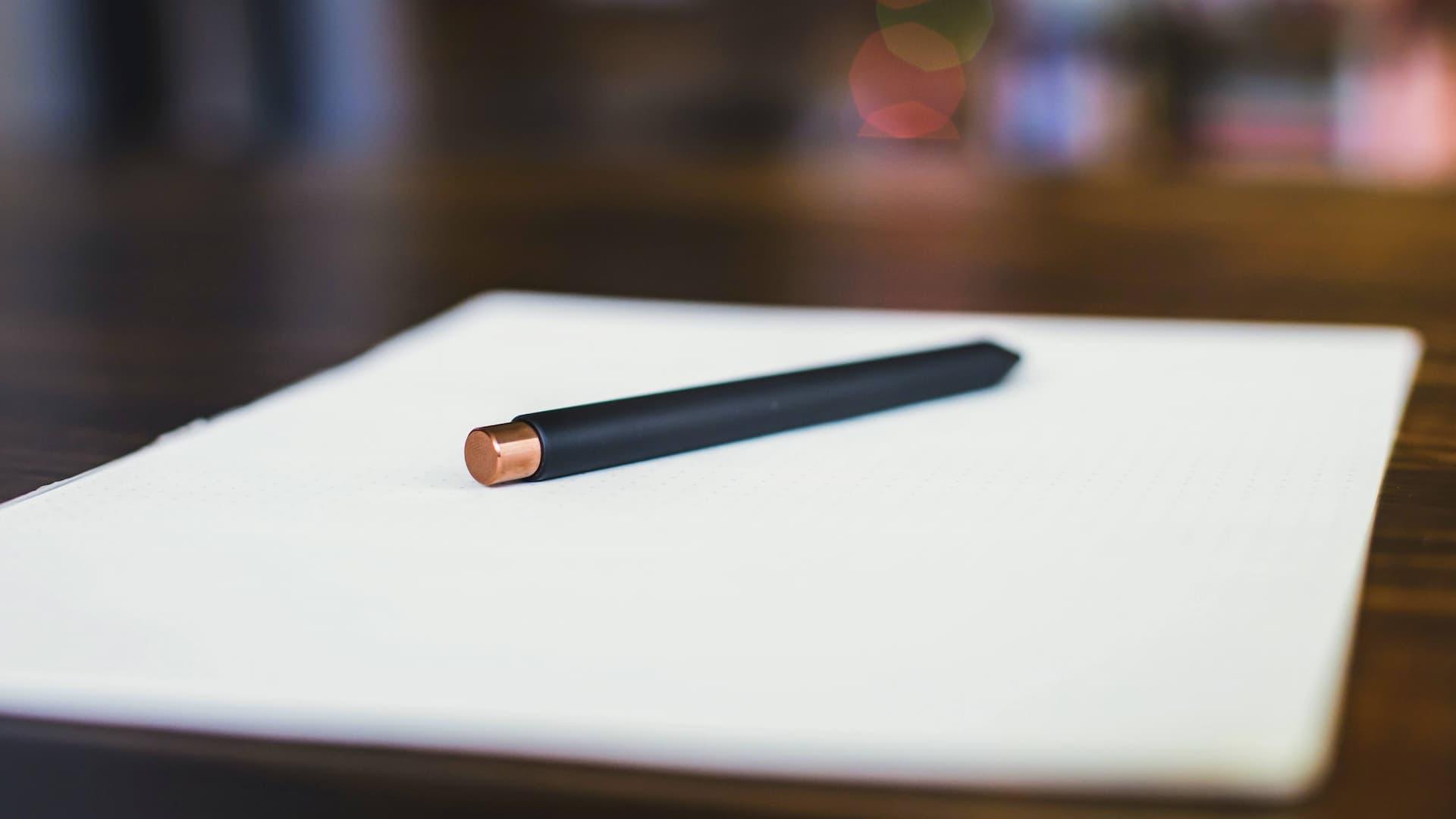 Journaling #2 – De start