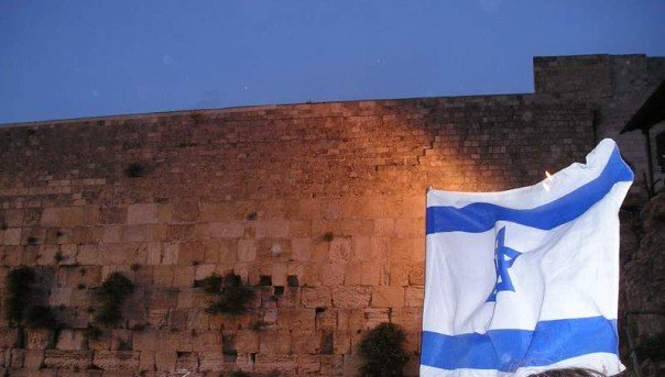 My favorite picture of the Wall. I took this on Jerusalem Day in 2005.