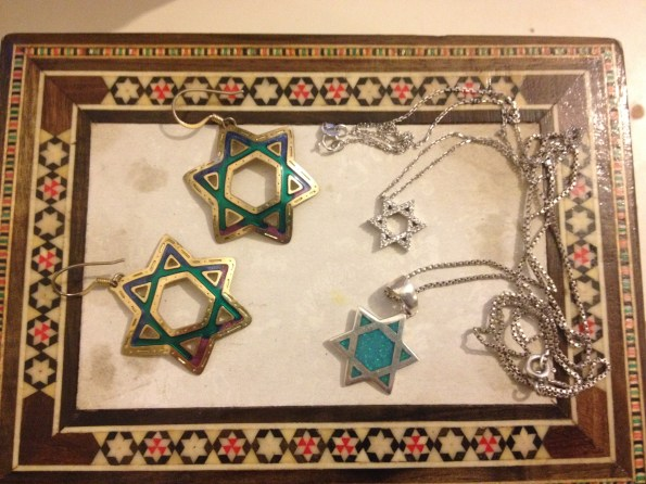 A few samples from my jewelry box...