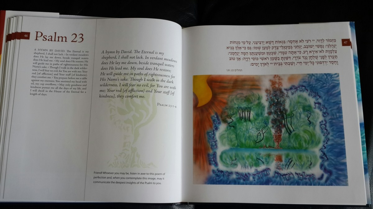 Lush Pastures and Valleys of Shadows: Psalm 23 from a Jewish Perspective