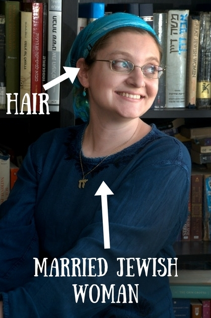 married-jewish-woman