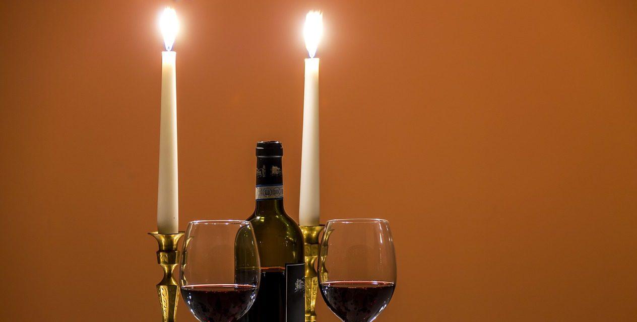 By Light Of Hidden Candle[lighting Custom]s