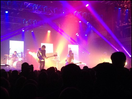 Switchfoot in Concert