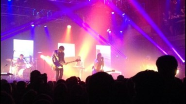 Switchfoot in Concert