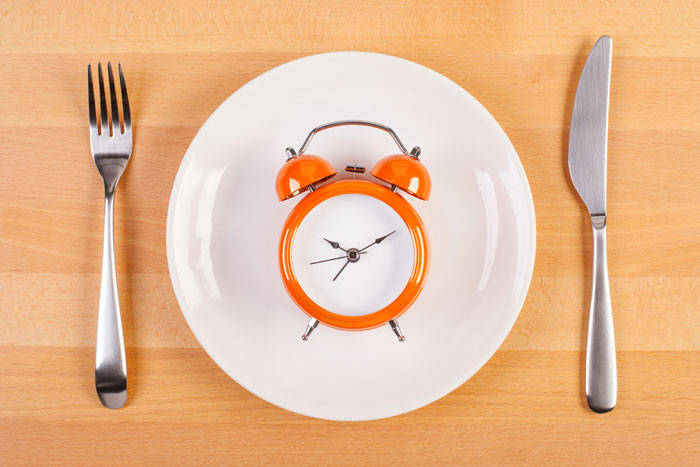 Intermittent fasting is an effective way to manage your weight.