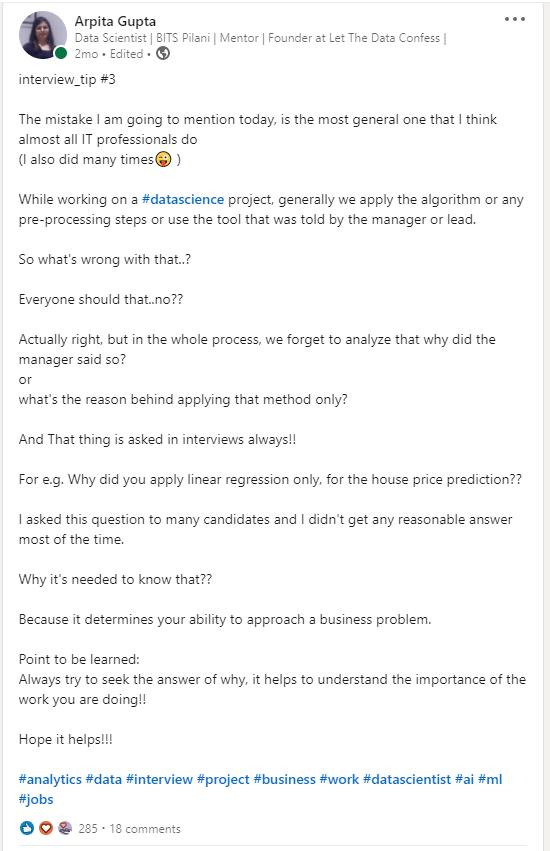 interview tip 3