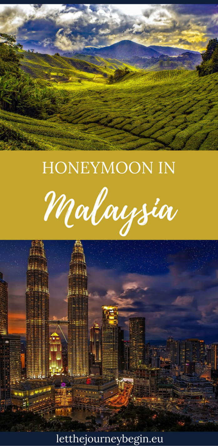 Planning a honeymoon to Malaysia and Singapore