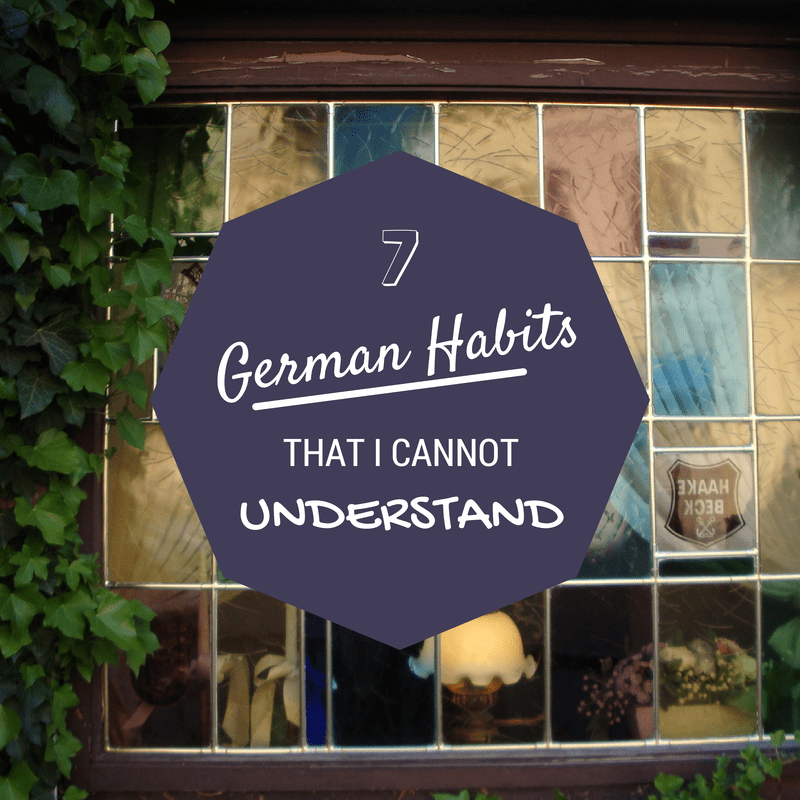 7 German habits that I cannot understand, from giant pastries to temporary graves