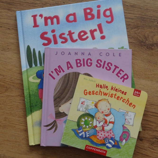 Our big sister books