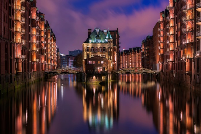 Everything you need to know when visiting Hamburg - the historic Speicherstadt