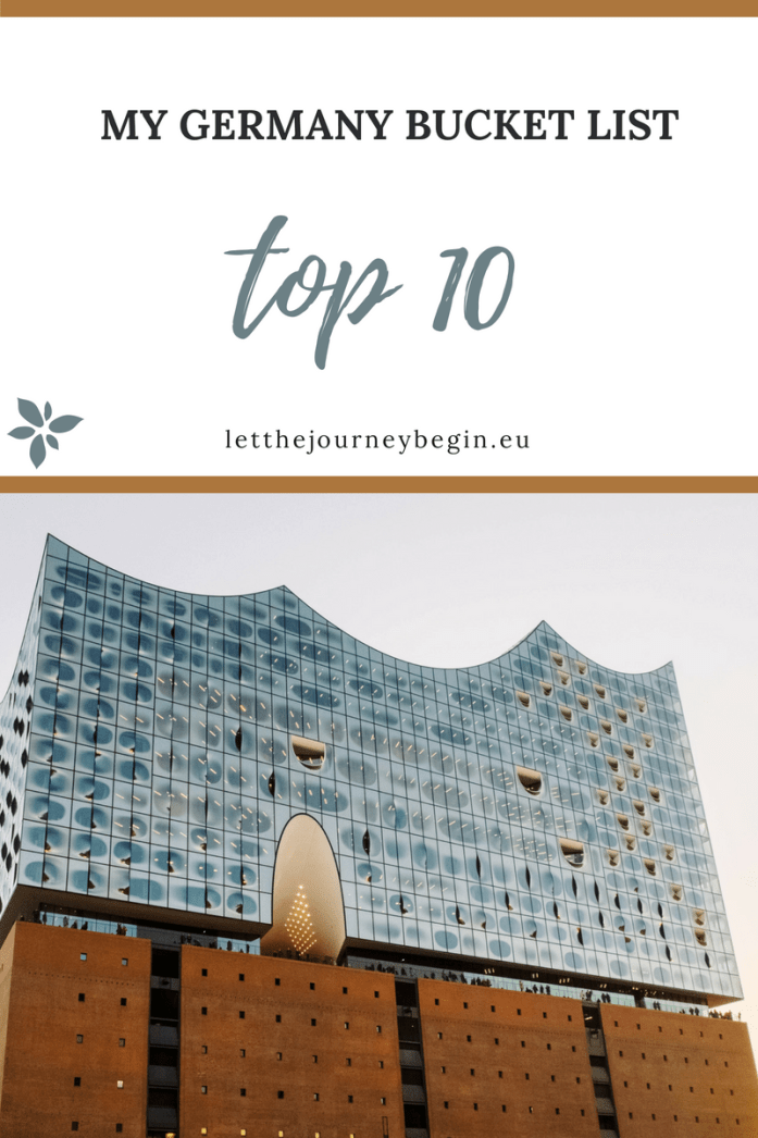 Here are 10 things that I still want to see, do or experience in the country that I currently call home: click to read my Germany bucket list!