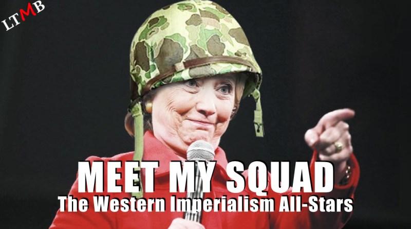Meet Hillary Clinton's Elite War Hawk Team