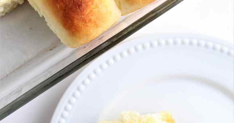 Gluten Free Hawaiian Rolls