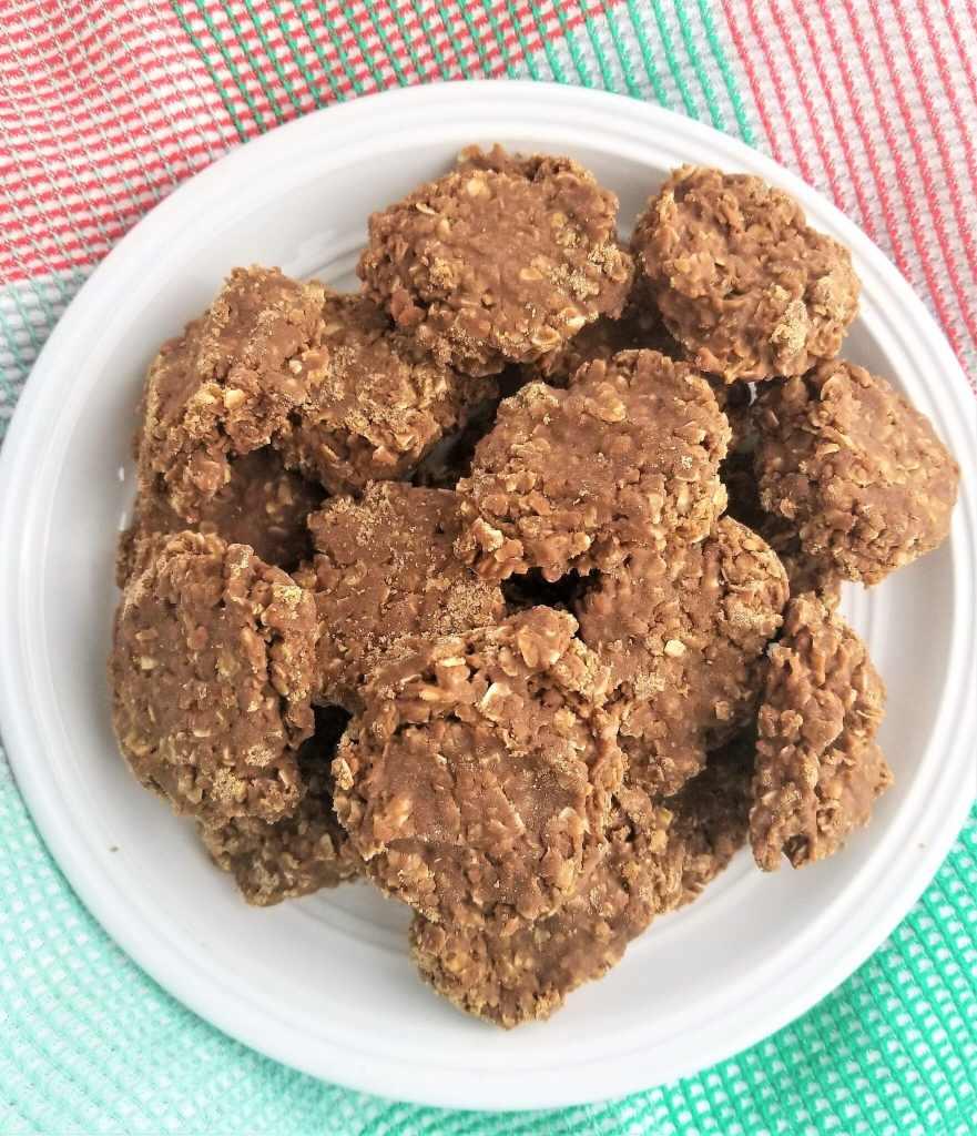 gluten free no bake cookies