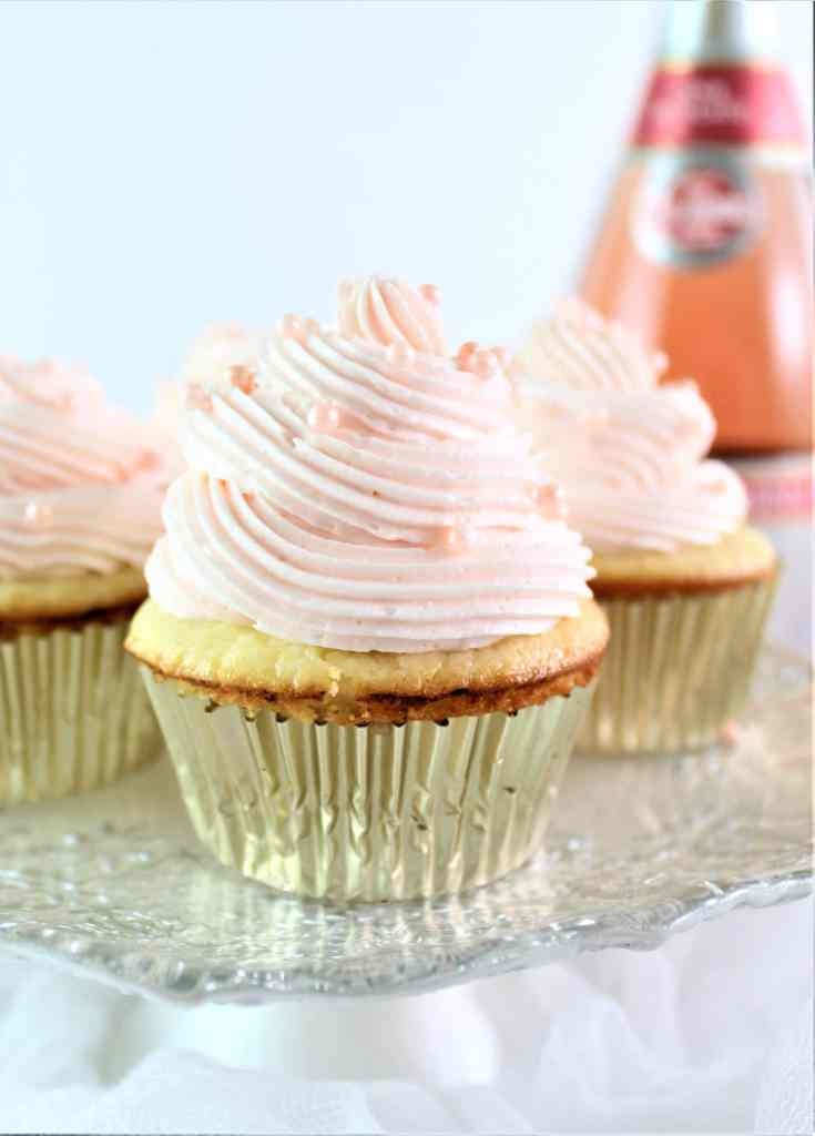 Gluten Free Champagne Cupcakes Let Them Eat Gluten Free Cake