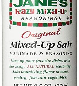 jane's krazy salt