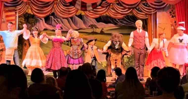 Gluten Free Hoop Dee Doo Musical Revue