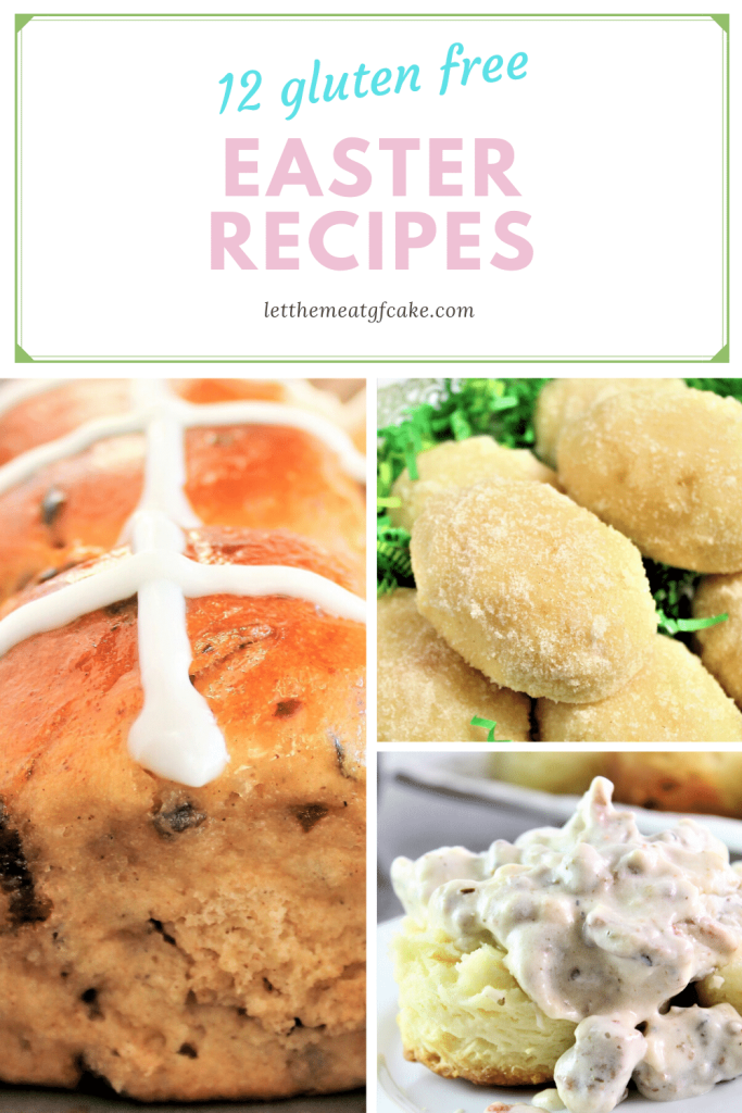 12 gluten free easter roundup recipes