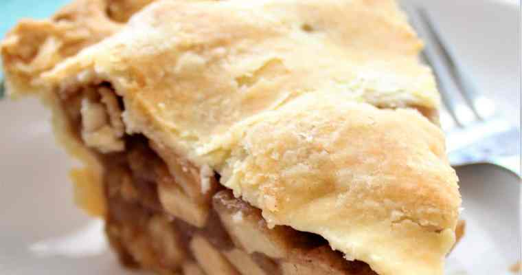 Amazing Gluten Free Apple Pie!!