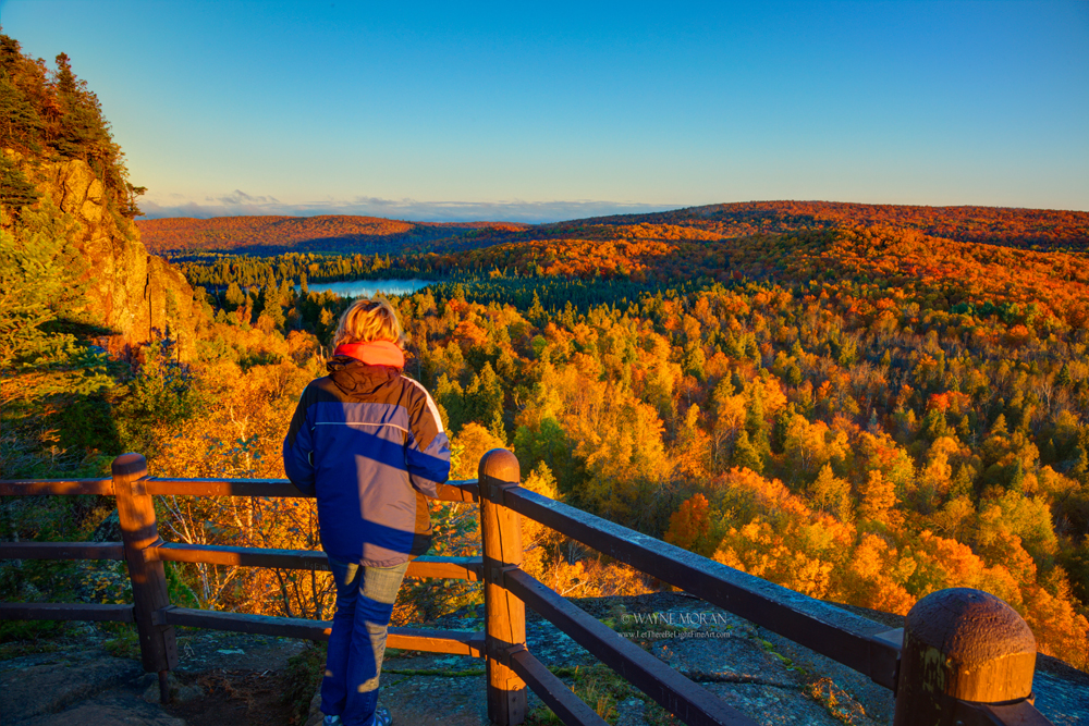 Autumn Photography on the North Shore of Lake Superior