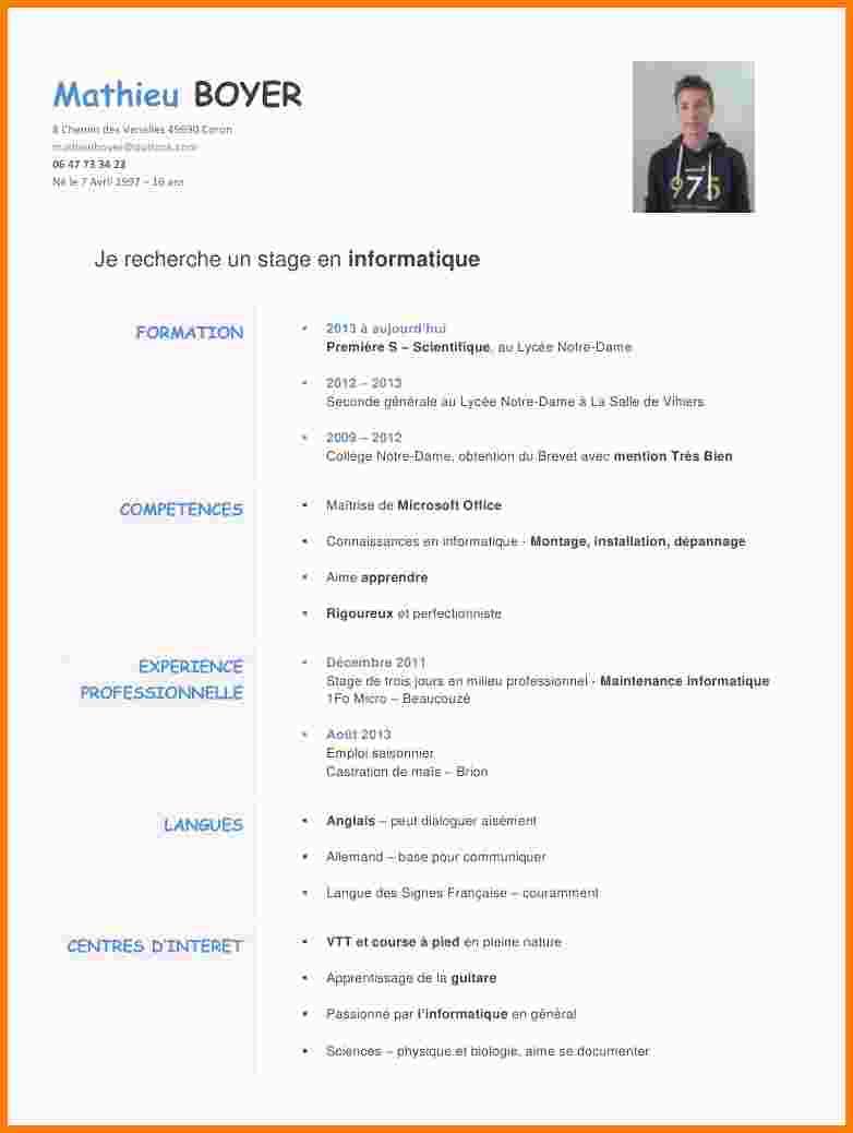 comment faire un cv en pdf sur ordinateur
