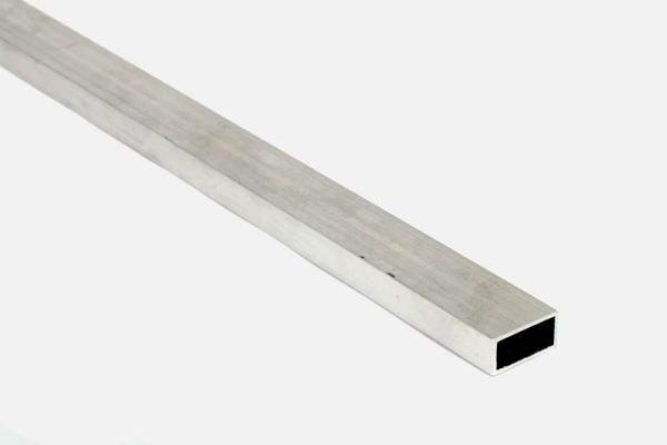 Tube alu rectangle