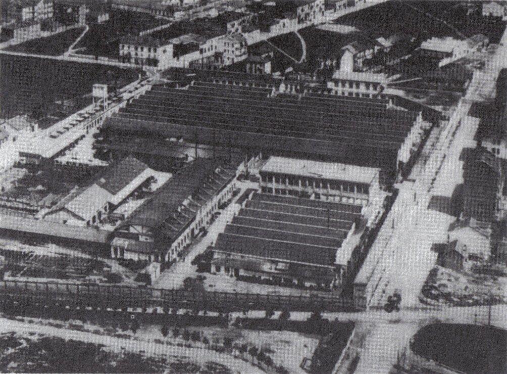 periferia di Torino a inizio secolo (1900)