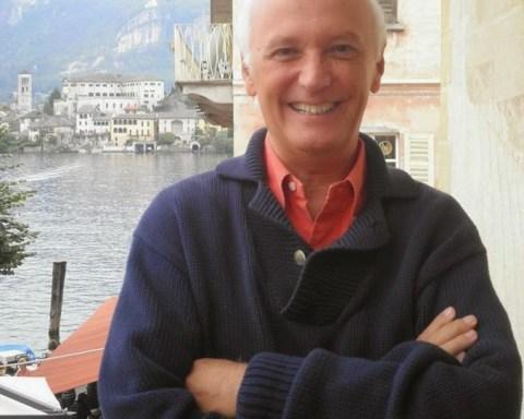 Marco Pollillo creatore de Il convento dell'isola e fonadatore della Pollillo editore