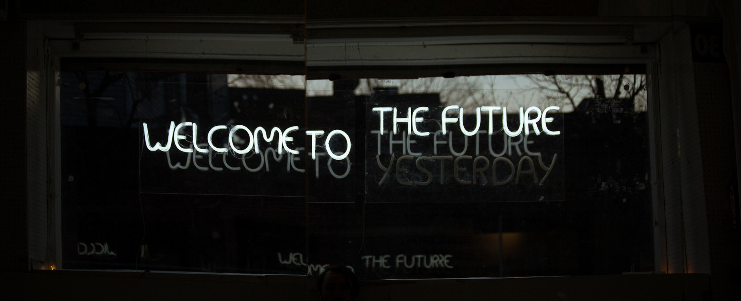 welcome to the future, il grido, luciano funetta, chiarelettere