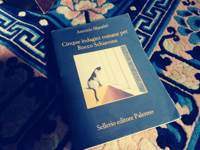 Cinque indagini romane per Rocco Schiavone dove è contenuto Buon Natale Rocco