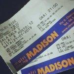 I Bigletti del Madison vecchia sala cinematografica della maglia che resiste nonostante il tempo e le mode