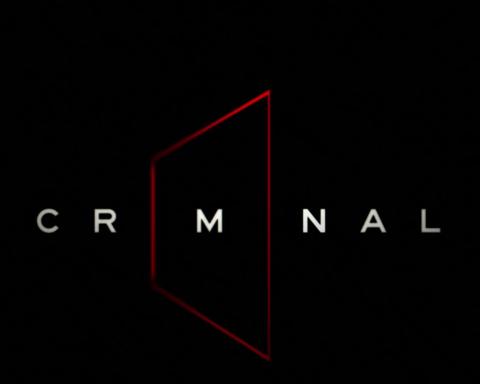 Logo della serie televisiva Criminal