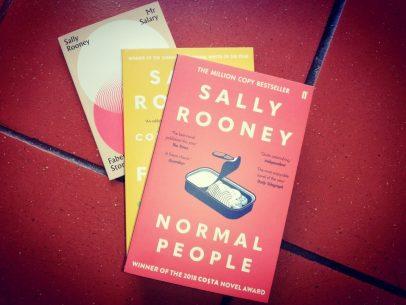 I libri della Rooney una tra le autrici irlandesi del momento, tra qui quello di oggi, attualmente pubblicati, ma solo i due romanzi sono tradotti in italiano
