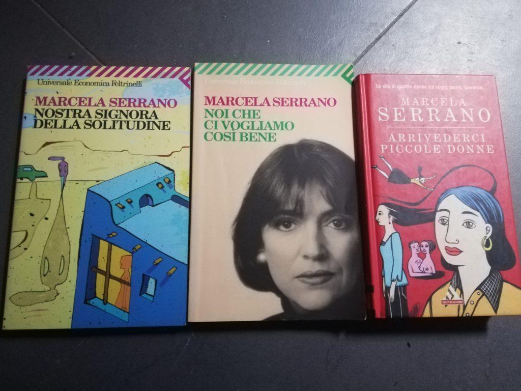 I libri di Marcela Serrano