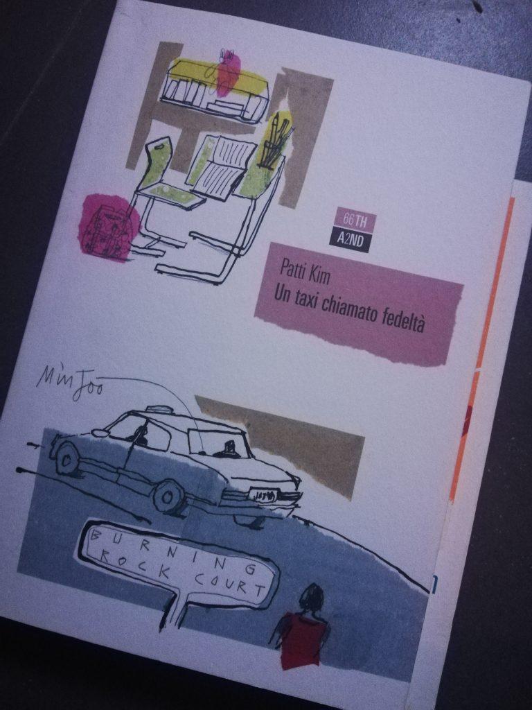 Il libro di Kim Patti Un taxi chiamato fedeltà