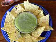 Salsa Verde—Green Table Sauce