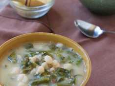 Escarole and White Beans