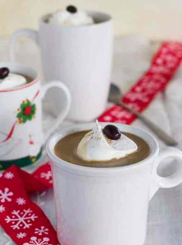 Easy White Chocolate Mocha